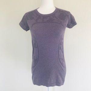 Lululemon Athletica Purple Shirt Size 8